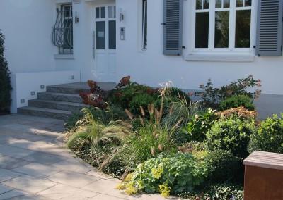 Hausgarten in Wiesbaden