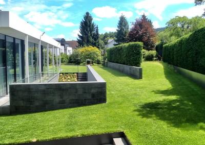 Hausgarten im Spessart