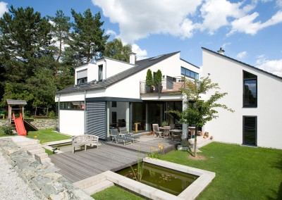 Hausgarten in Bad Homburg