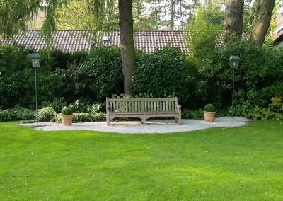 Hausgarten in Frankfurt