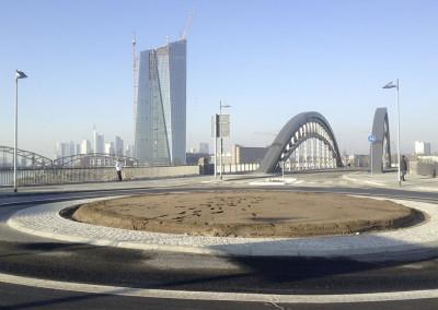 Main-Ost-Brücke, Frankfurt