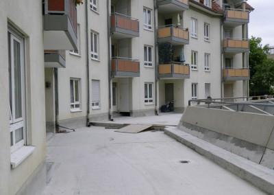 Tiefgaragensanierung, Hattersheim