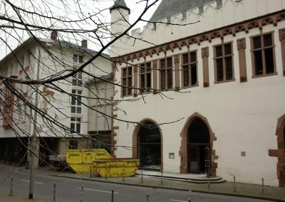 Leinwandhaus, Frankfurt