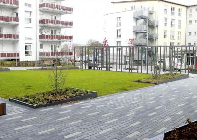 Saarbrücker Platz, Idstein