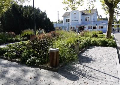 Bahnhofsvorplatz, Neu-Isenburg
