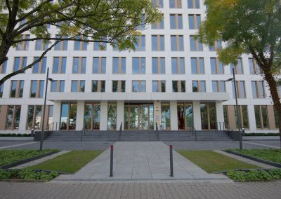 Zentrale des AvD, Frankfurt