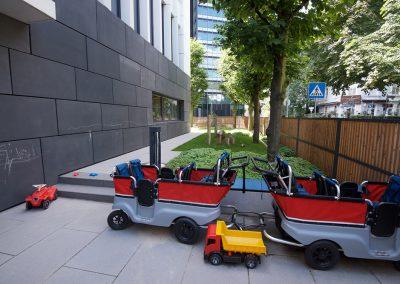 Kita DZ BANK, Frankfurt